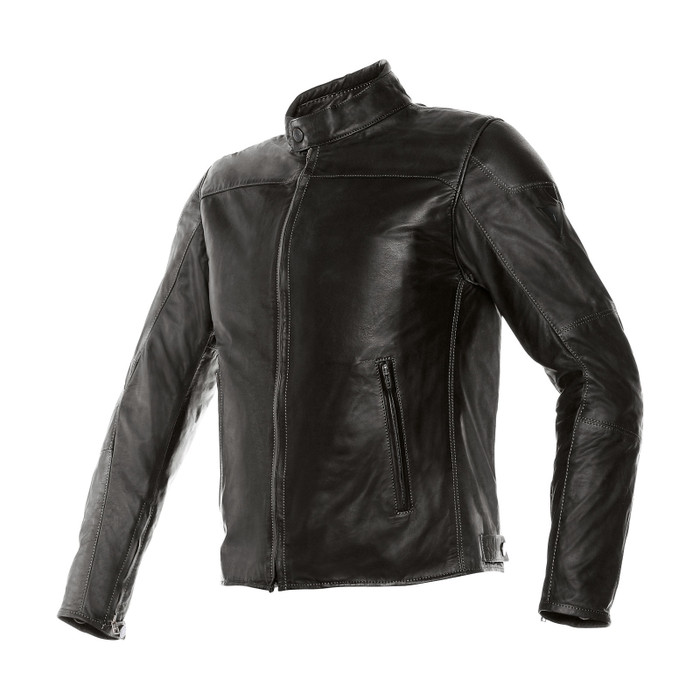 MIKE LEATHER JACKET-0