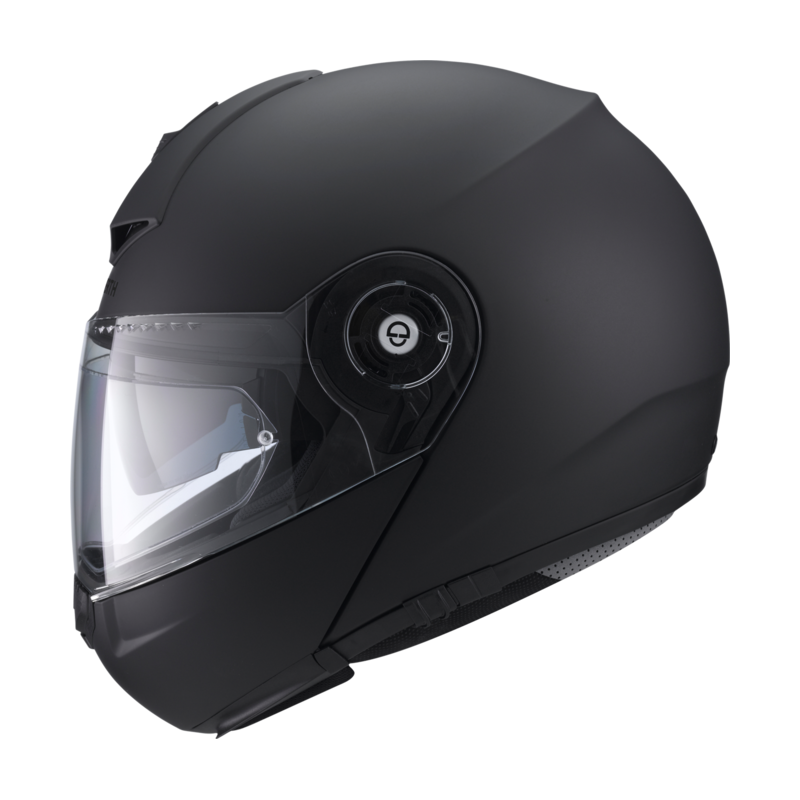 CASCO SCHUBERTH C3 PRO MATT BLACK-0