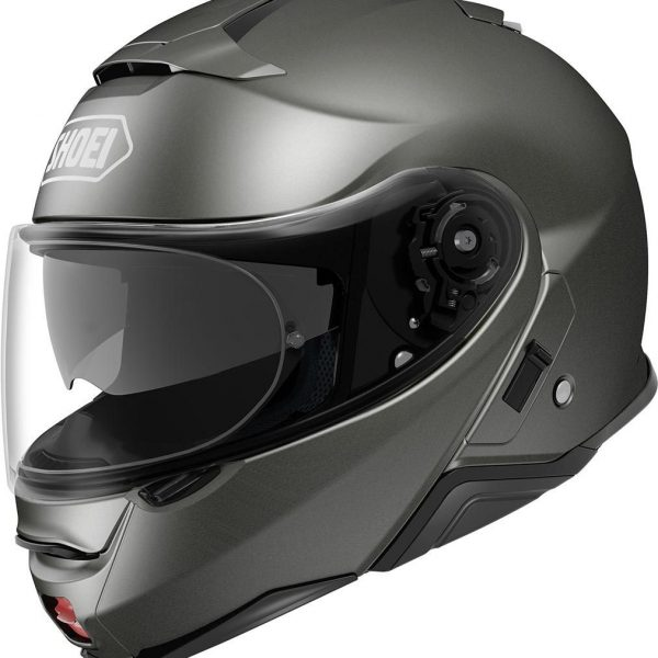 CASCO SHOEI NEOTEC II MATT DEEP GREY-0