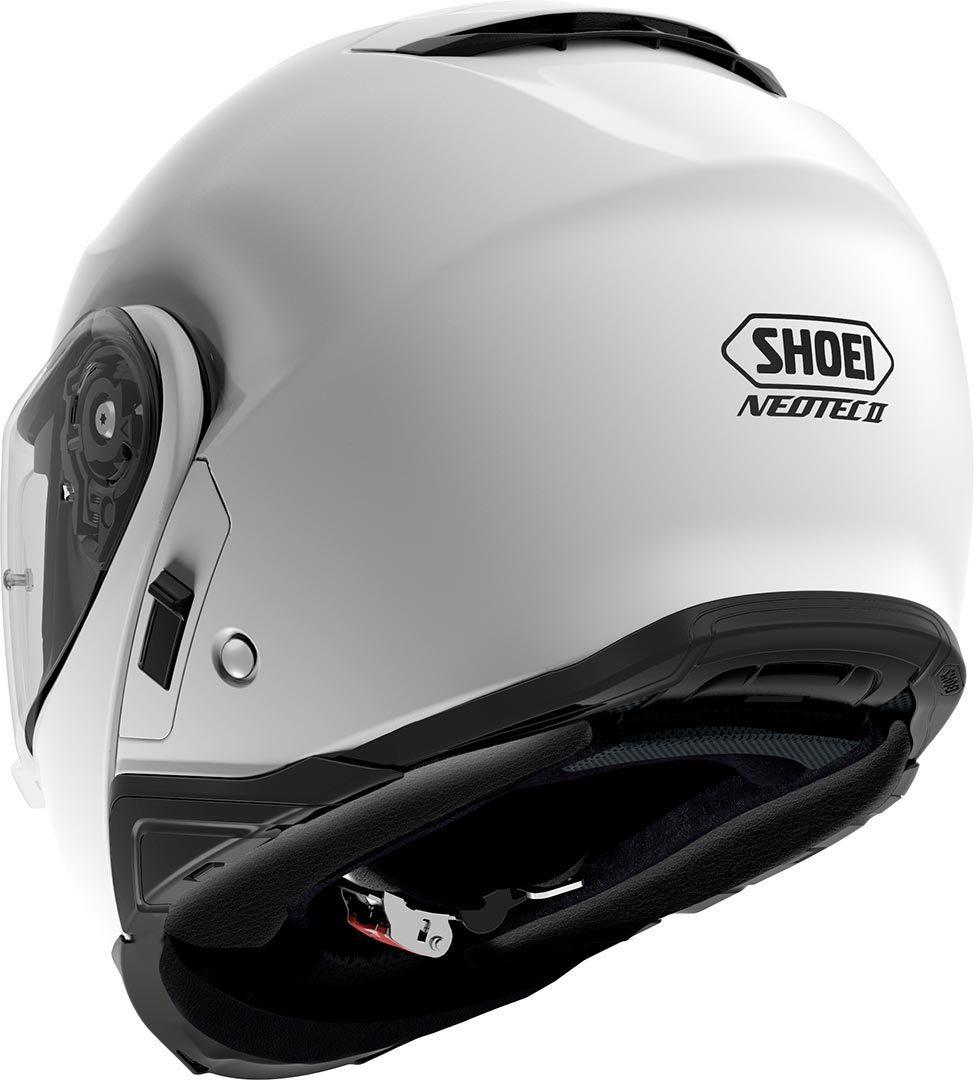 CASCO SHOEI NEOTEC II WHITE-2966