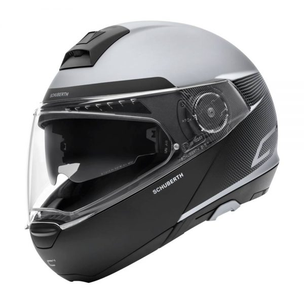CASCO SCHUBERTH C4 RESONANCE GREY-0