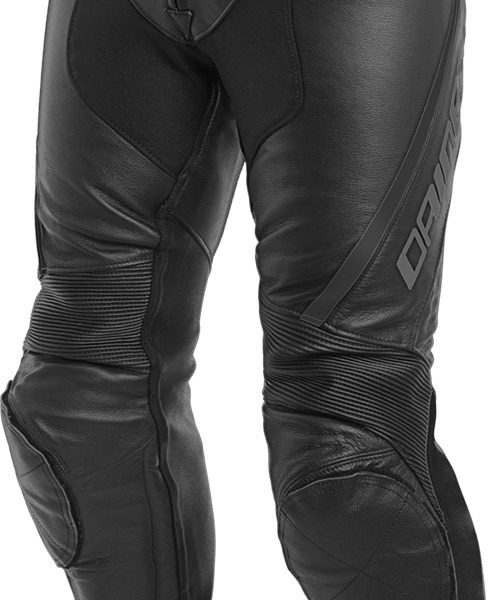 ASSEN LEATHER PANTS-0