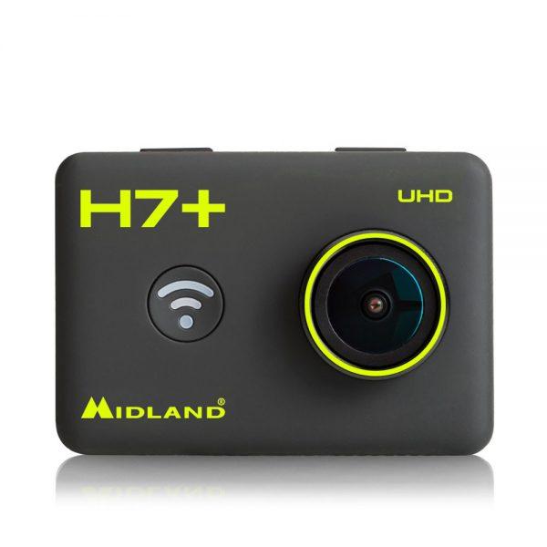 H7 + VIDEOCAMERA 4K CON LCD 2 POLLICI-0