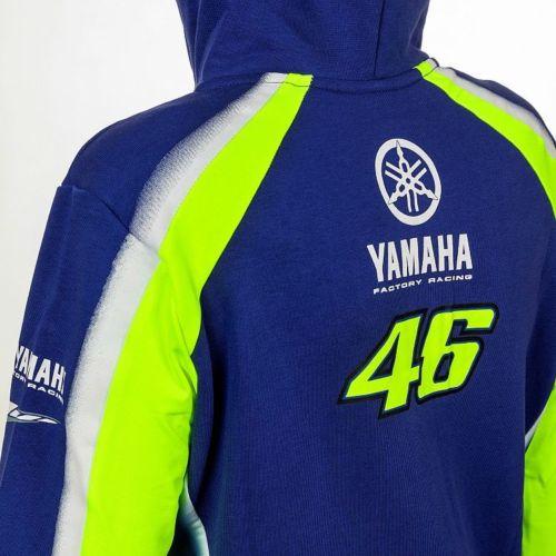 YAMAHA VR46 HOODIE-3045