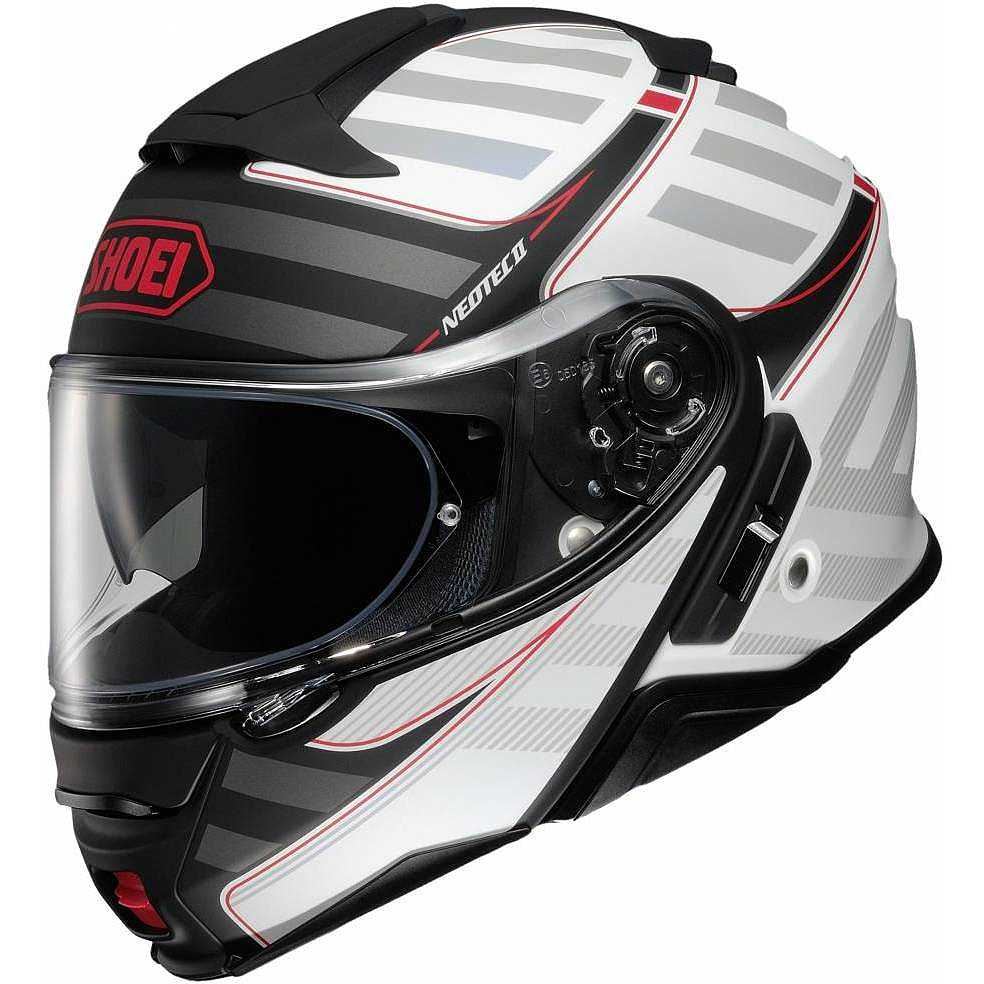 CASCO SHOEI NEOTEC II SPLICER TC6-0